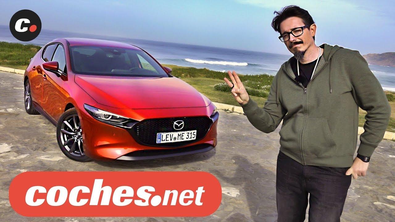 Mazda3 2019 | Mazda 3 | Primera prueba / Test / Review en español | coches.net