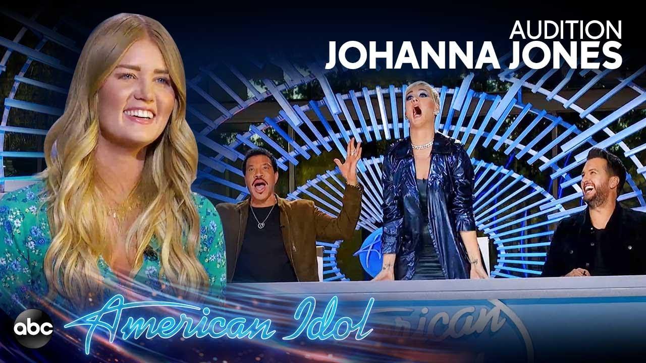 Johanna Jones' Audition Reveals CRAZY Singing Trick – American Idol 2019 on ABC