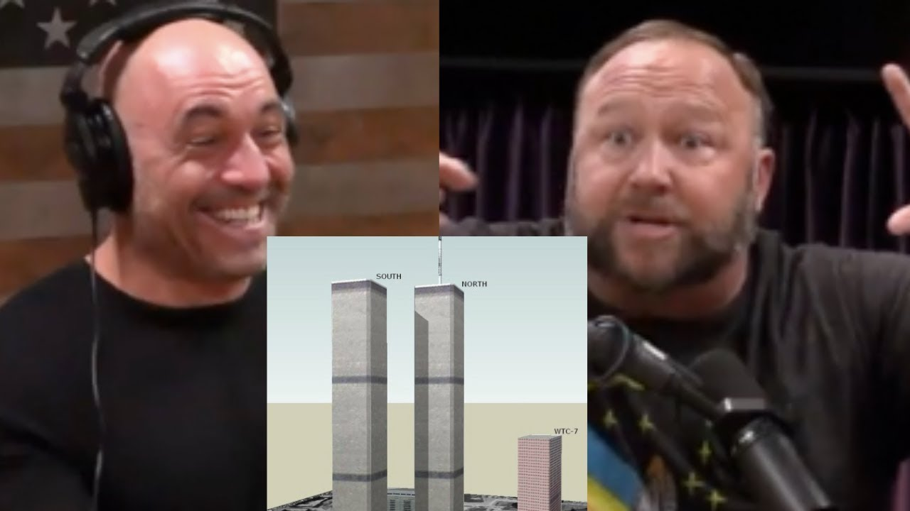 "Joe Rogan – Tower 7 Conspiracy | ""That's gotta be a little suspicious…"""