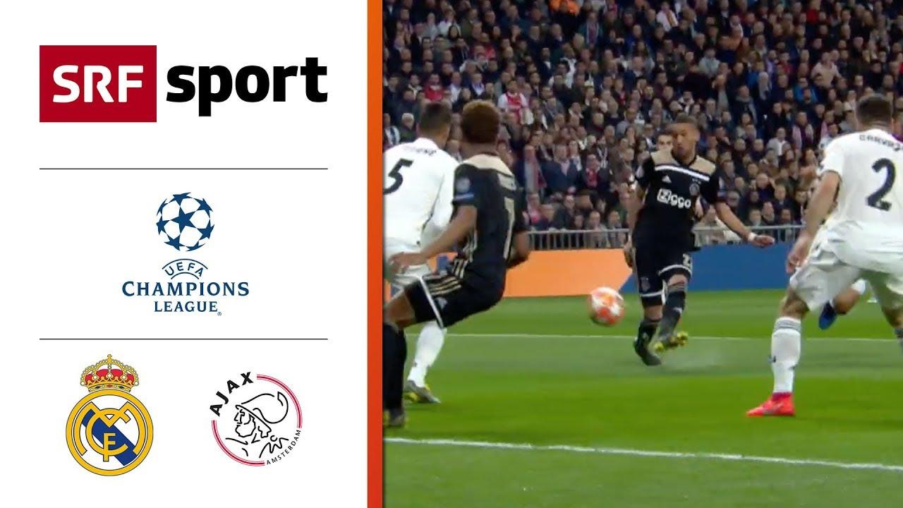 Real Madrid – Ajax Amsterdam 1:4 | Highlights – Champions League 2018/19