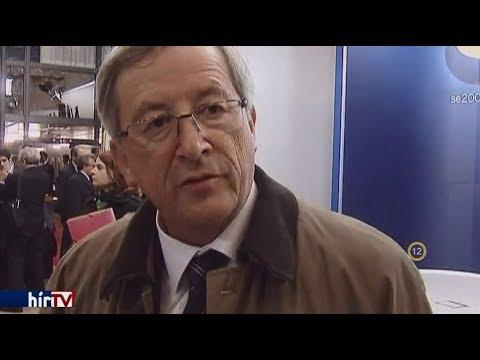 FŐHŐS – Jean-Claude Juncker