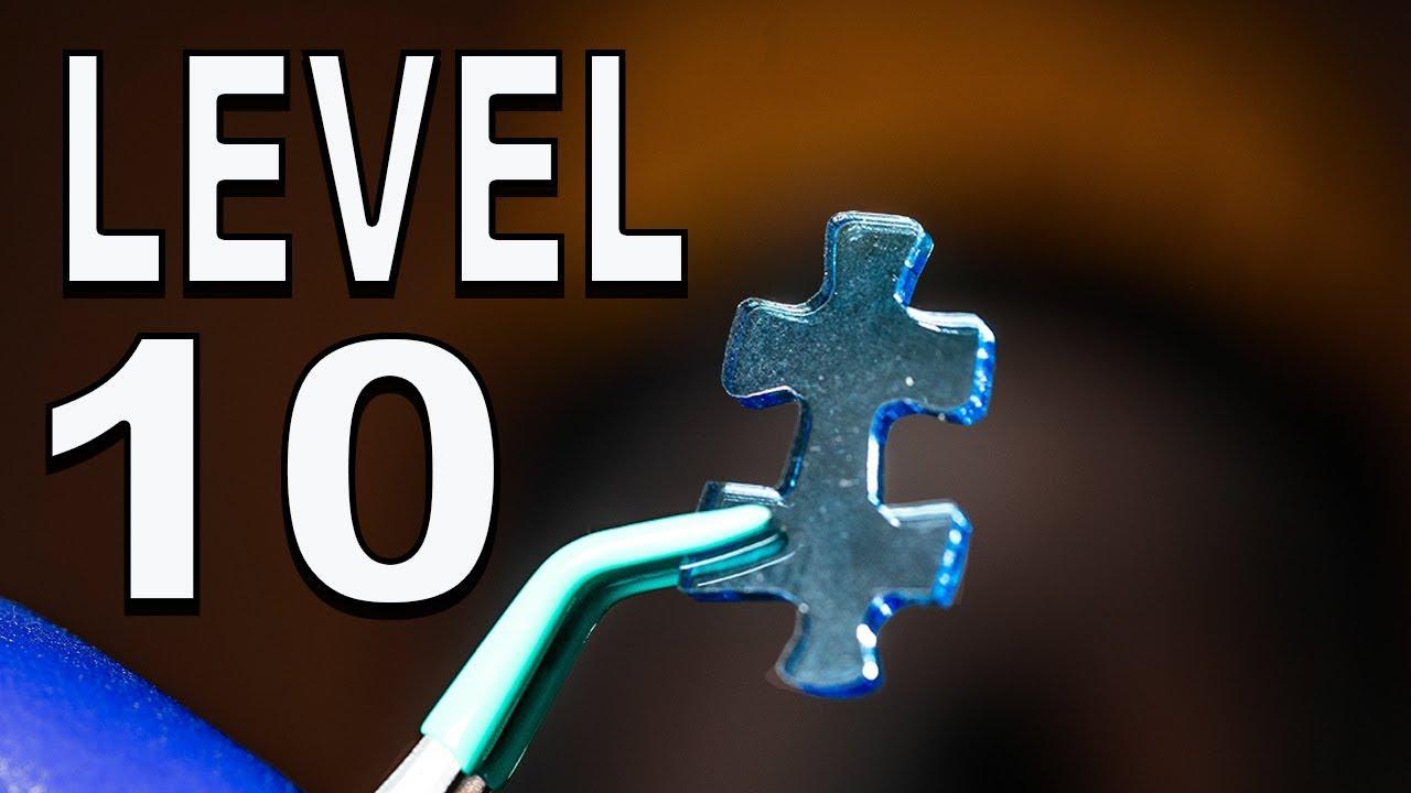 Solving The HARDEST JIGSAW PUZZLE!! – LEVEL 10!