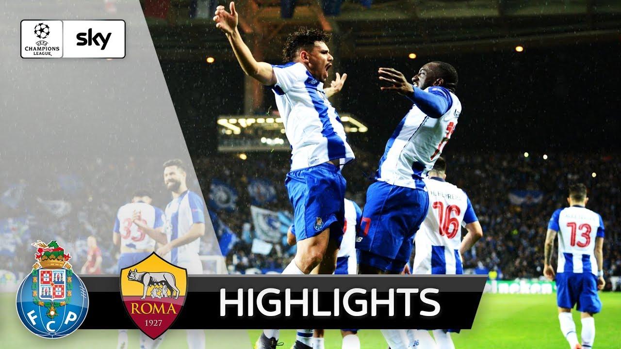 FC Porto – AS Rom | Highlights – Champions League 2018/19 | Sky