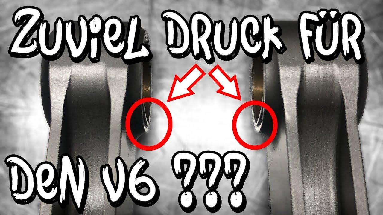 Zuviel Druck für den RS4 Motor? Die Kolbenbolzen Lagerung muss erneuert werden! | Philipp Kaess |
