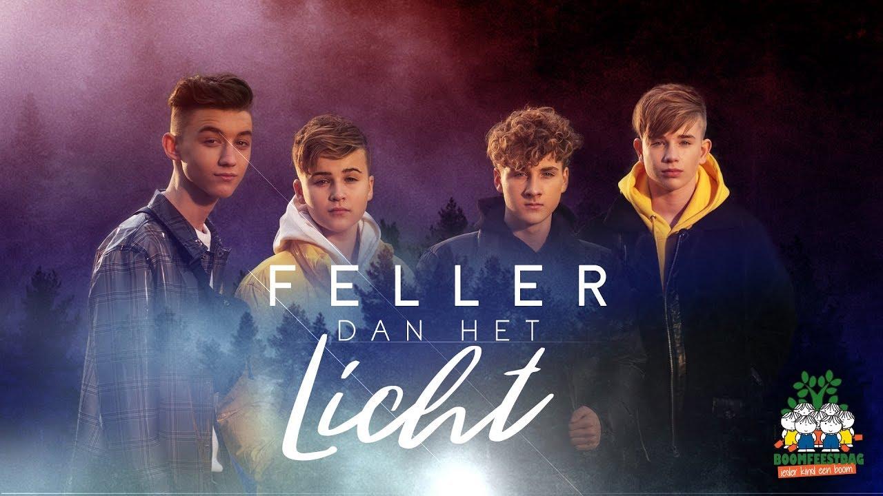 FOURCE – FELLER DAN HET LICHT (officiële videoclip)