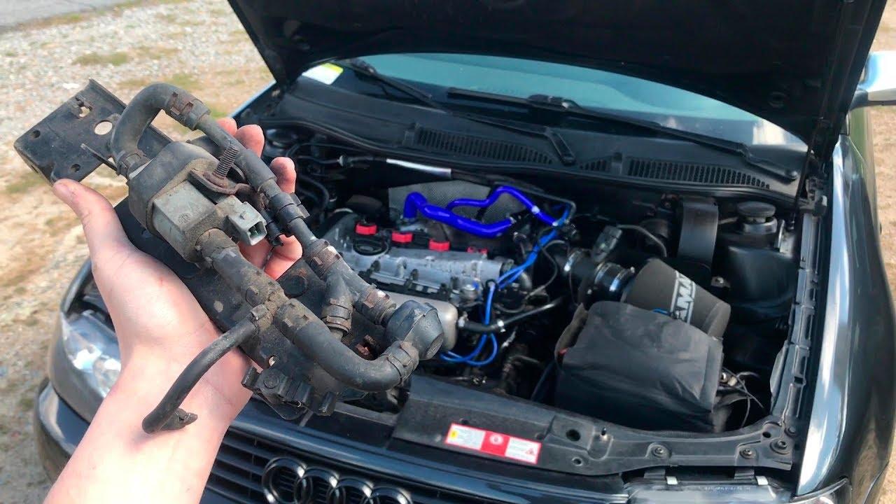 "ASÍ HE ANULADO LA FAMOSA ""VALVULA N249"" ¿Vale para algo? -1.8 Turbo"