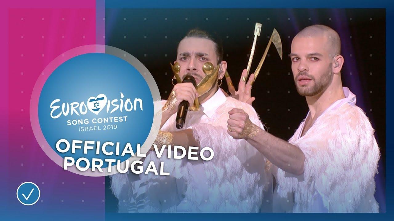 Conan Osiris – Telemóveis – Portugal 🇵🇹 – Official Video – Eurovision 2019