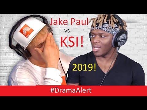 KSI vs JAKE PAUL 2019 ( CONFIRMED! ) #DramaAlert Mr Beast MAD! -Tfue & Corinna !