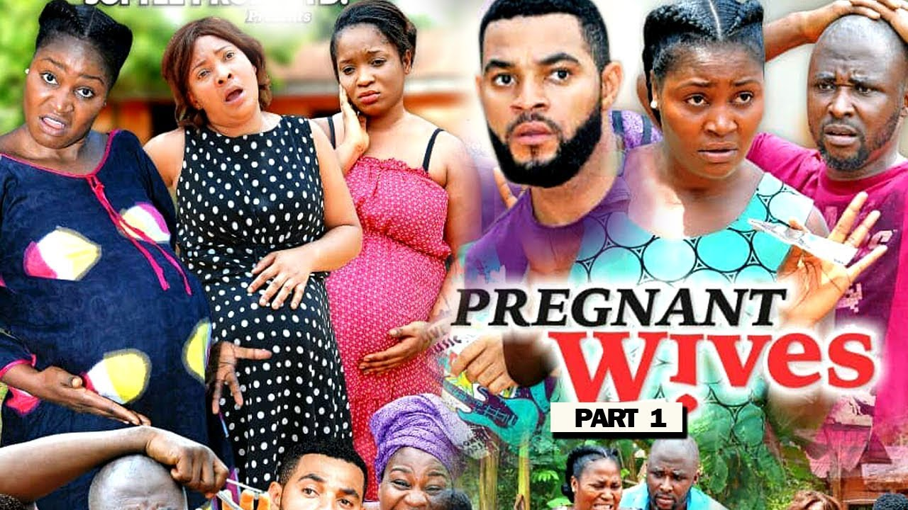 "Gimper Hd: New Movie ""PREGNANT WIVES PART 1"""