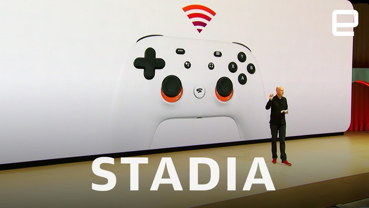 Google's Stadia Announcement at GDC 2019 in Under 14 Minutes