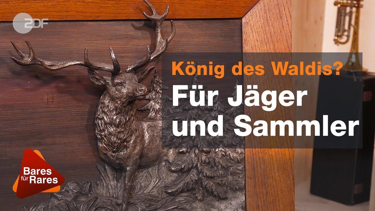 Achtung Wild! Susi jagt den Preis hoch – Bares für Rares vom 22.03.2019 | ZDF