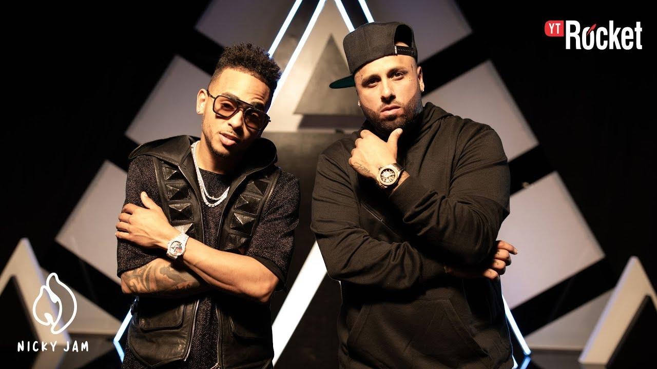 Te Robaré – Nicky Jam x Ozuna    Video Oficial