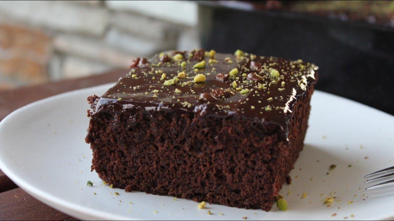 Πανεύκολη Νηστίσιμη Γλυκάρα – Ultimate Vegan Chocolate Cake