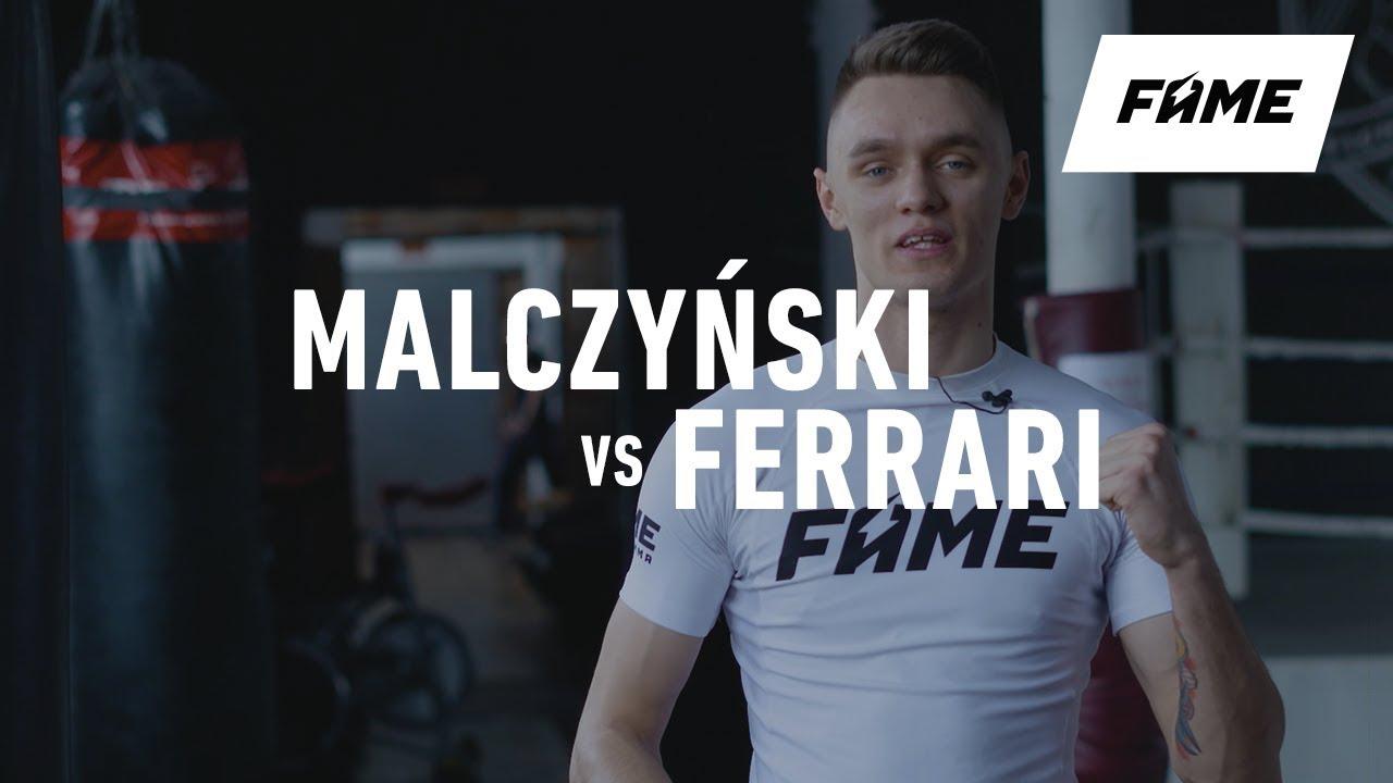 FAME MMA 3: MALCZYŃSKI vs FERRARI (Zapowiedź)