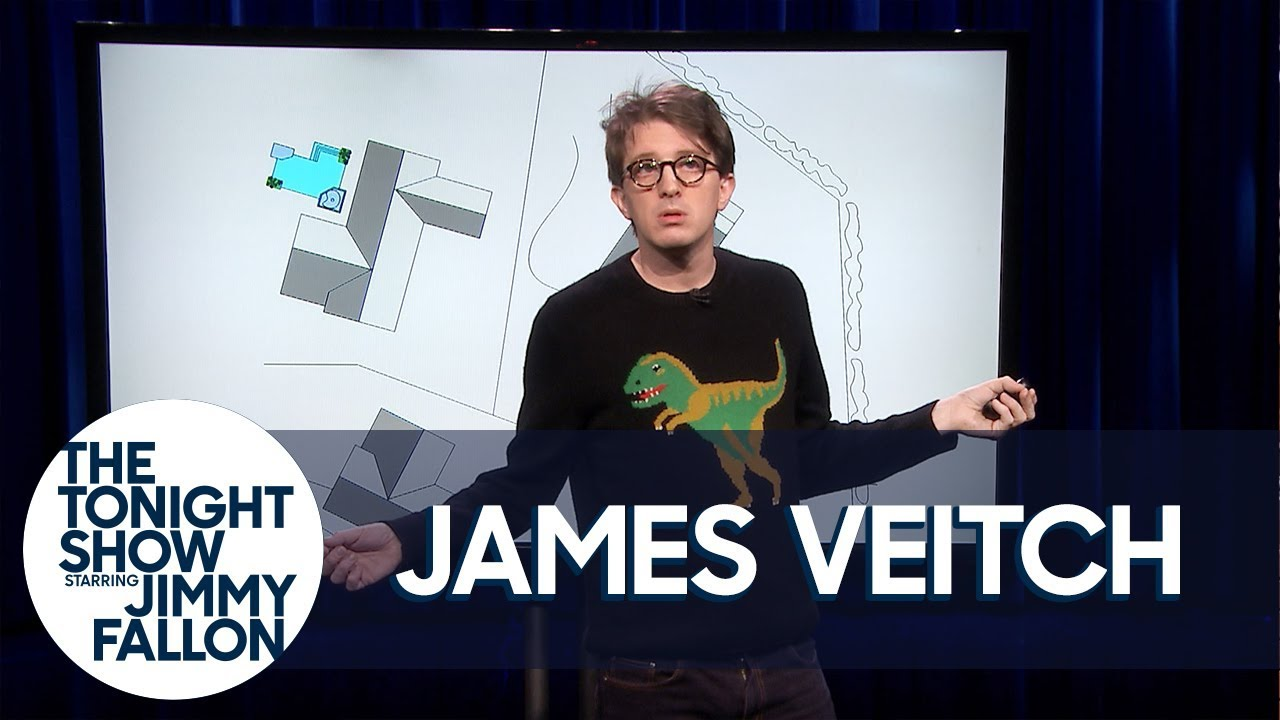 James Veitch Stand-Up