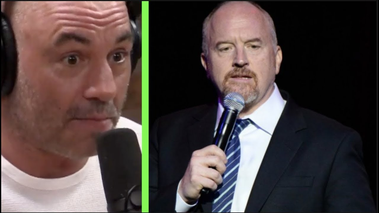 Joe Rogan – There's More to the Louis CK Story