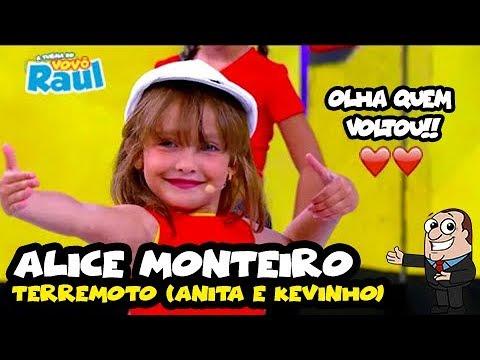 "ALICE MONTEIRO – ""Terremoto"" | FUNKEIRINHOS | RAUL GIL"