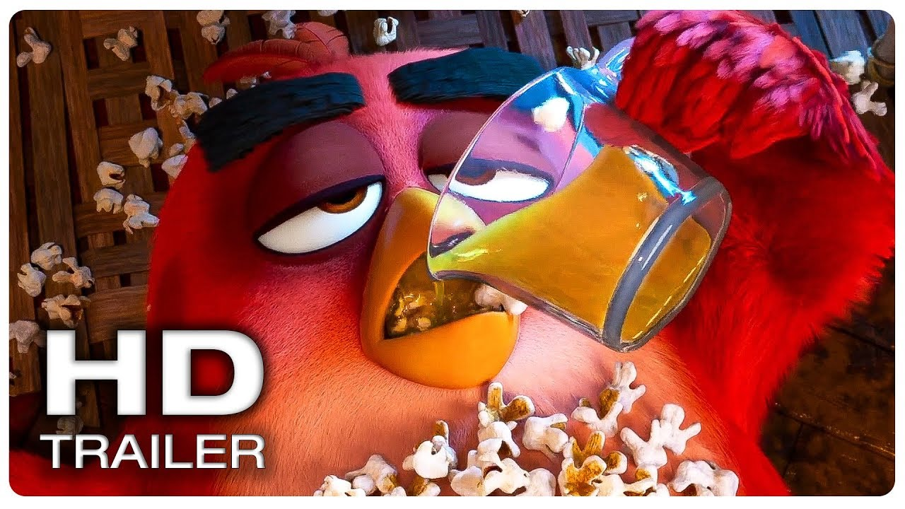 THE ANGRY BIRDS MOVIE 2 Trailer #3 Official (NEW 2019) Animated Movie HD