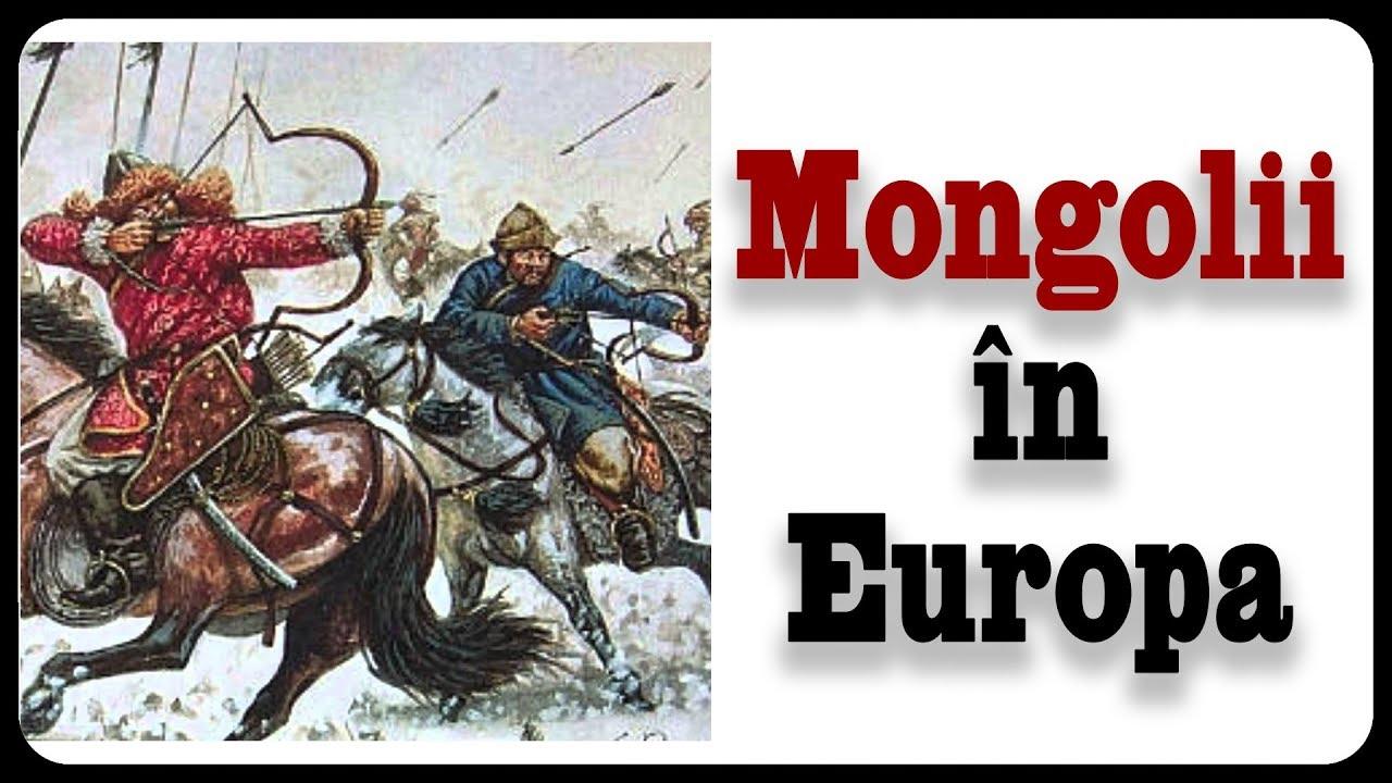 Mongolii În Europa