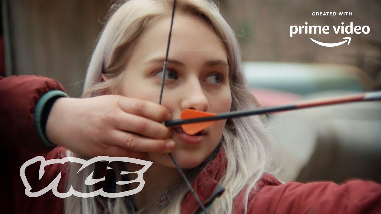 Raised off the Grid: Meet the 17-Year Old Living in the Wilderness | Created with Amazon Prime