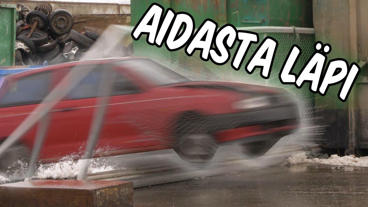 Autolla Aidasta Läpi – Jorkki 6 KWR