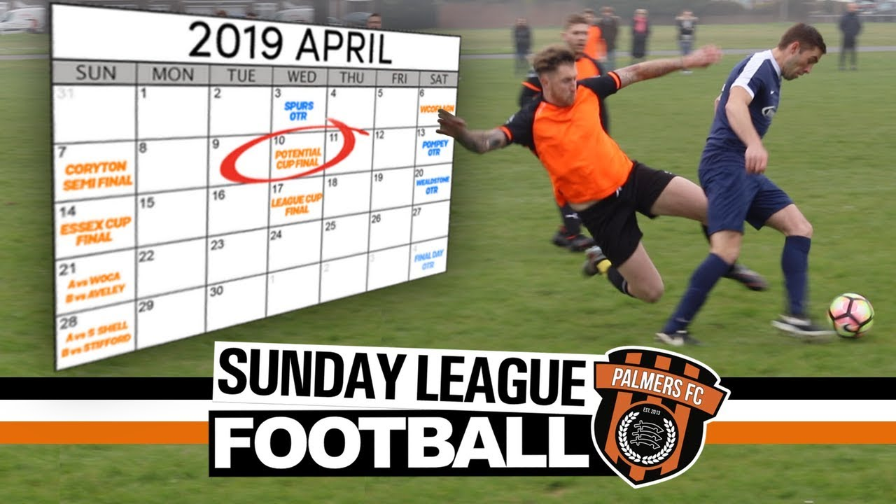 Sunday League Football – POTENTIALLY