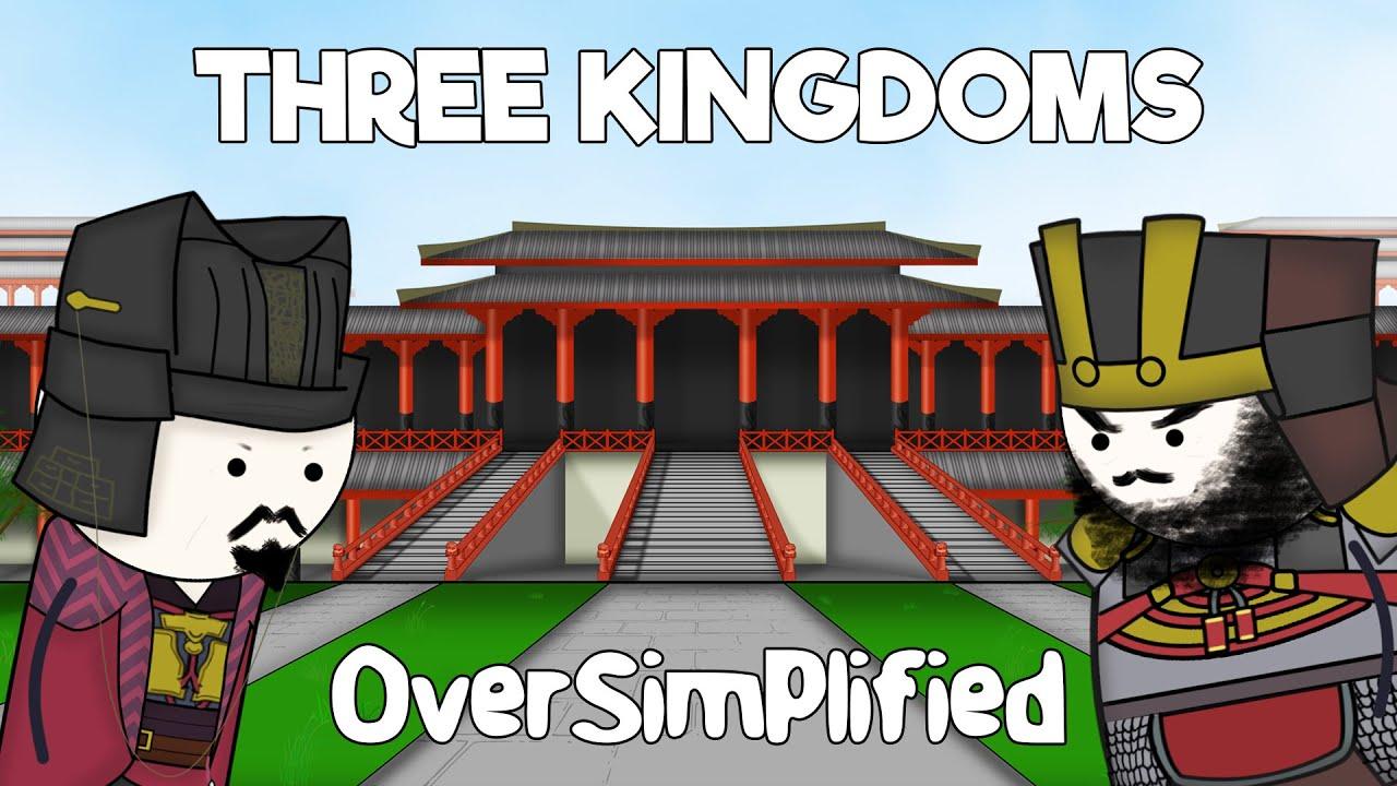 Three Kingdoms – OverSimplified