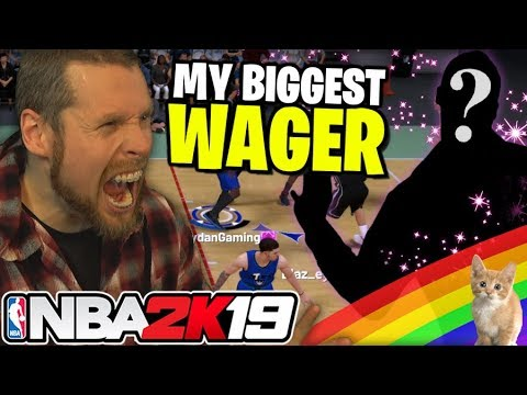 Biggest Wager of my NBA 2K19 Life