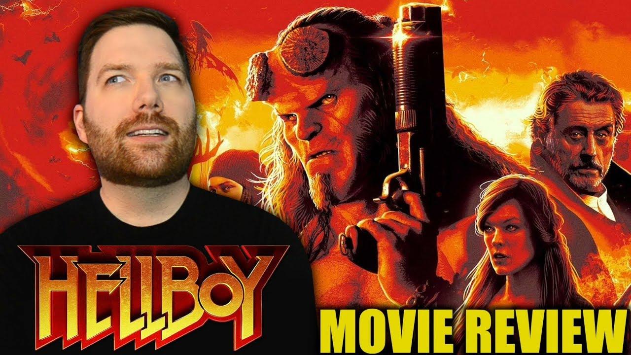 Hellboy – Movie Review