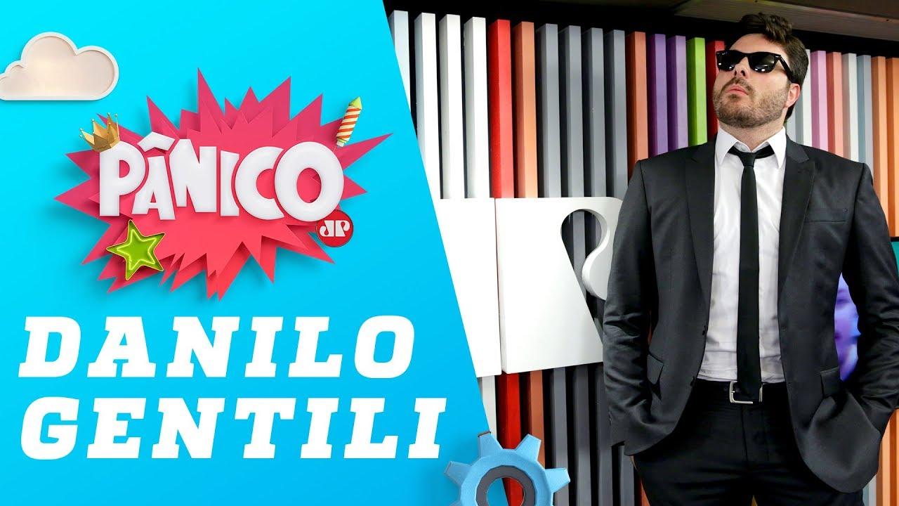 Danilo Gentili – Pânico – 12/04/19