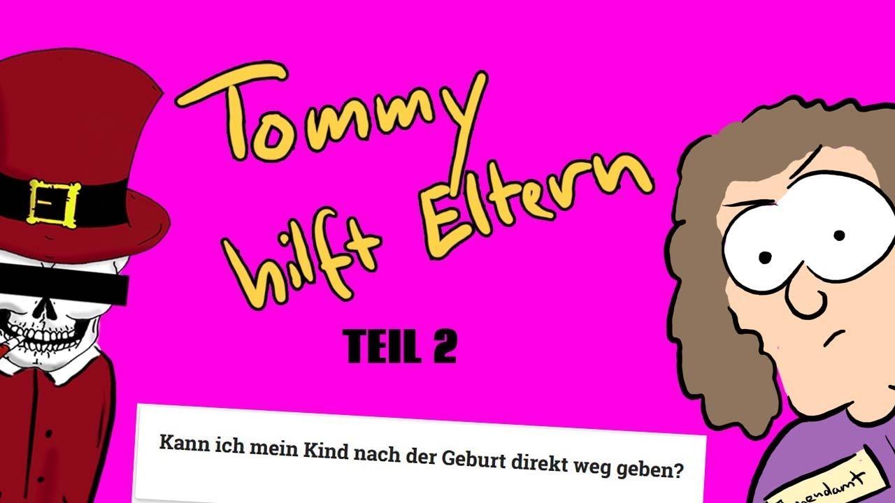 Tommy hilft Eltern – Teil 2 [#Satire]