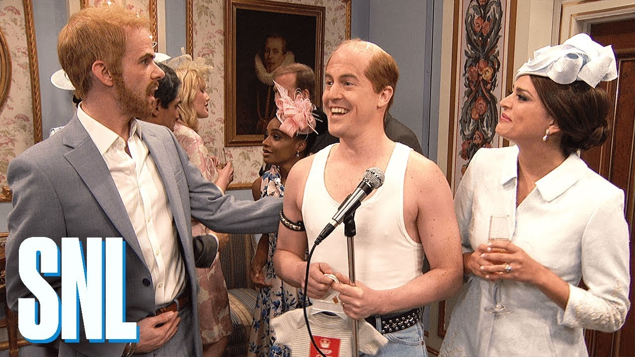 Royal Baby Video – SNL