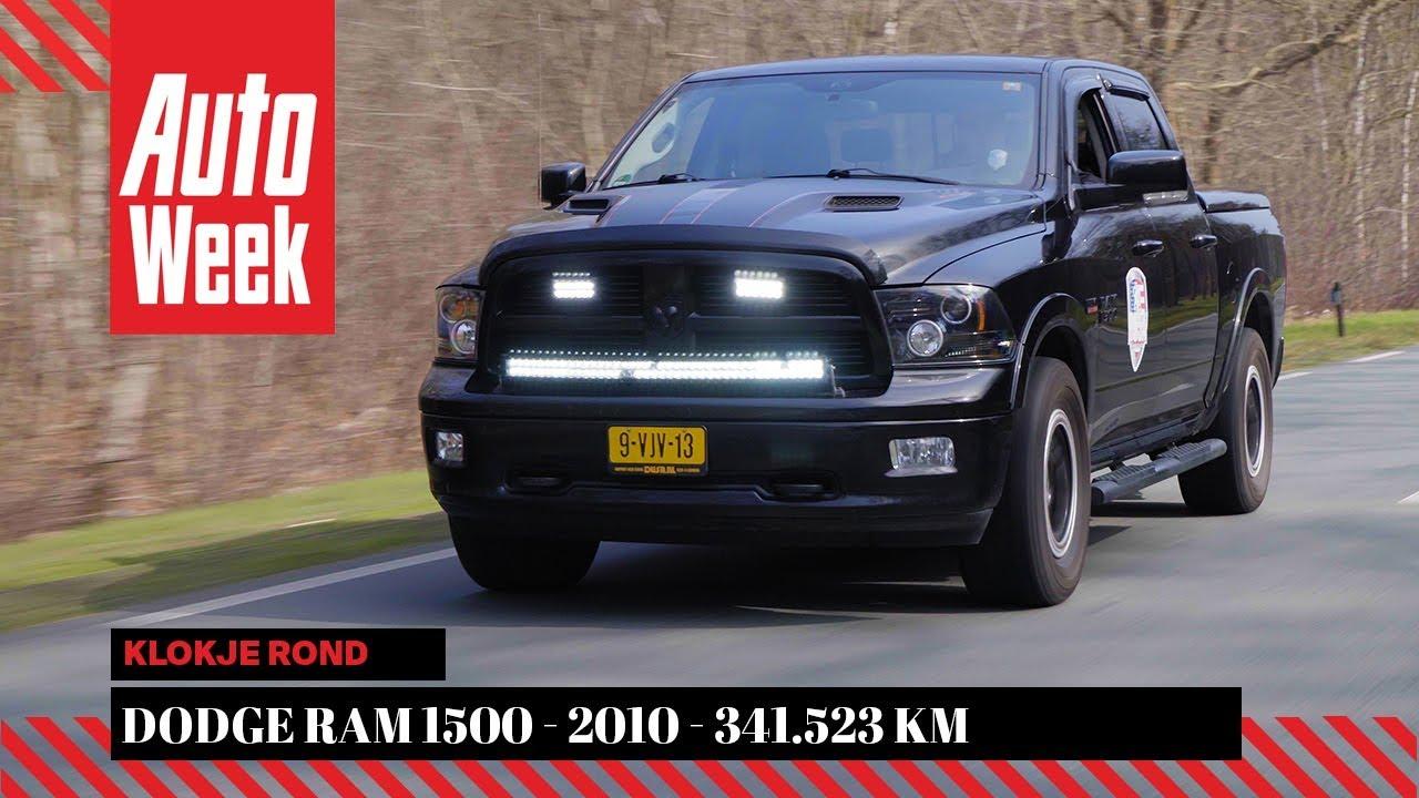 Dodge RAM 1500 Laramie – 2010 – 341.523 km – Klokje rond