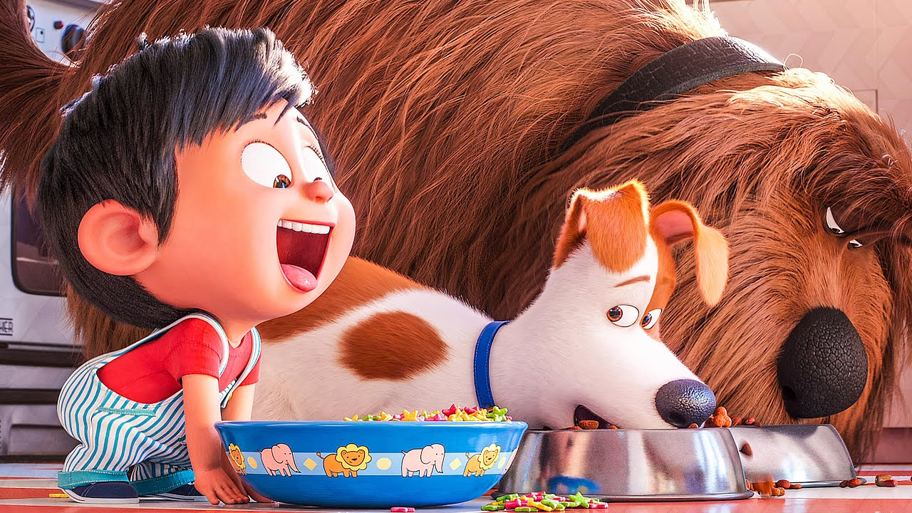 THE SECRET LIFE OF PETS 2 – 11 Minutes Clips + Trailers (2019)