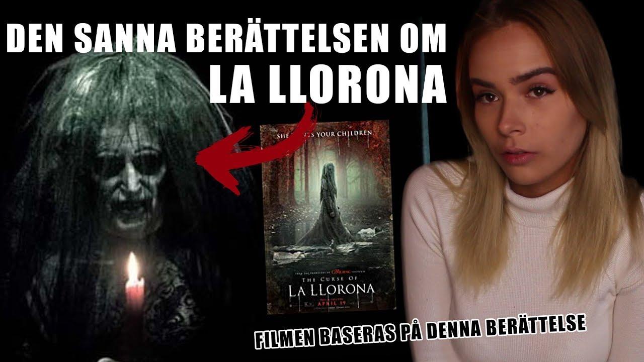 HISTORIEN OM DEN GRÅTANDE KVINNAN (La Llorona)