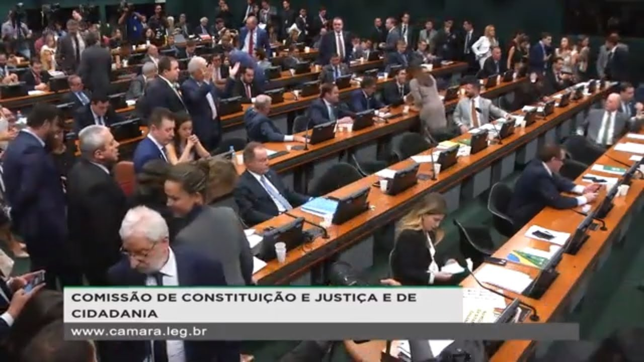 Constituição e Justiça e Cidadania – Reforma da Previdência – 17/04/2019 – 10:33