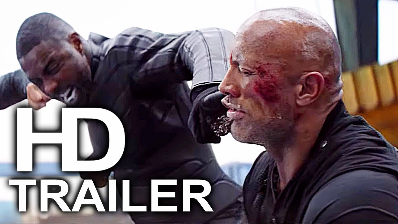 FAST AND FURIOUS 9 Hobbs And Shaw Trailer #2 NEW (2019) Dwayne Johnson Action Movie HD