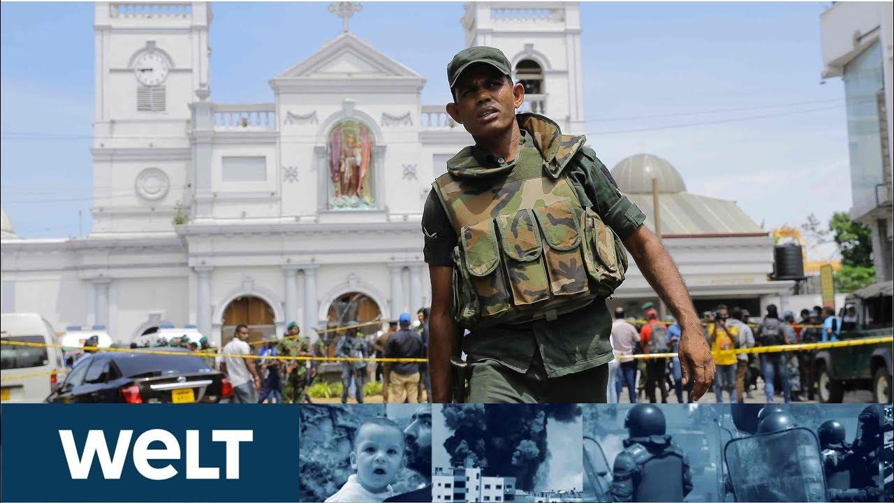 BLUTIGE OSTERN: Bisher 137 Tote – Terrorattacke gegen Christen auf Sri Lanka