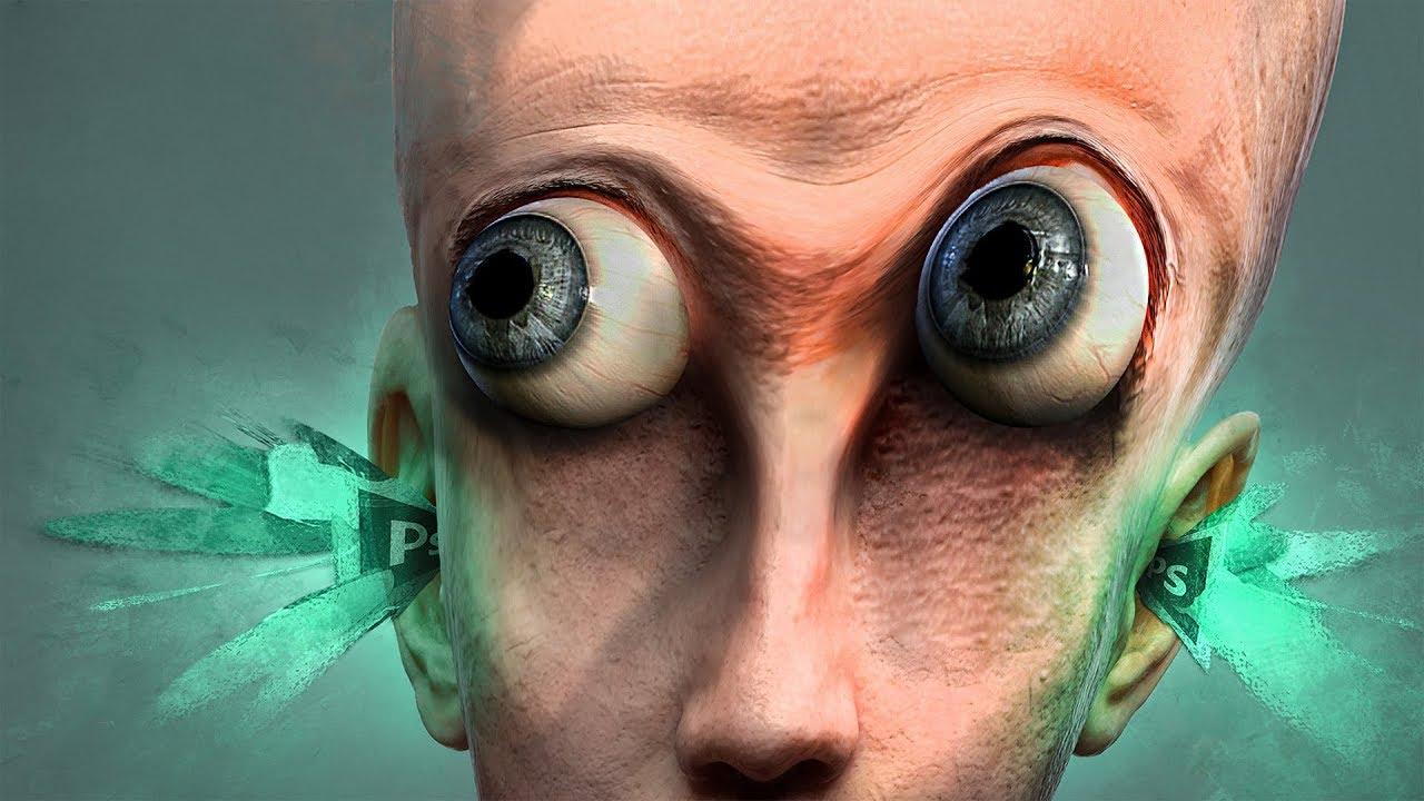 Глаза на лоб вылазят