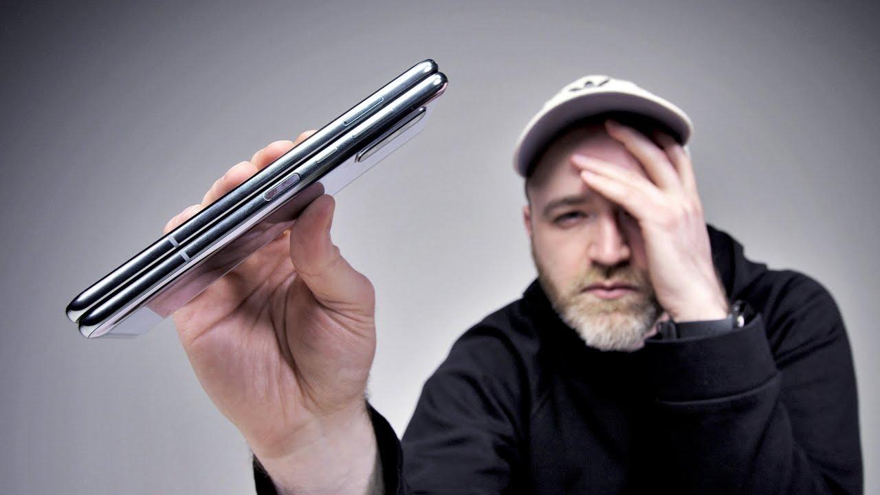 Goodbye Samsung Galaxy Fold…