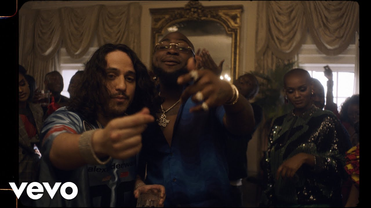 Russ – All I Want (Feat. Davido) (Official Video)
