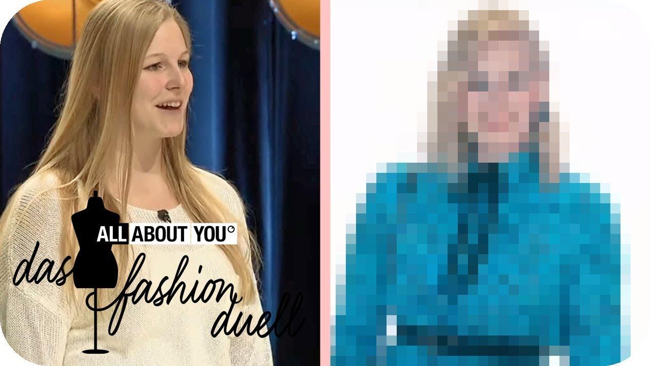 Sophia (25) braucht ein komplettes Umstyling!   All About You – Das Fashion Duell   ProSieben