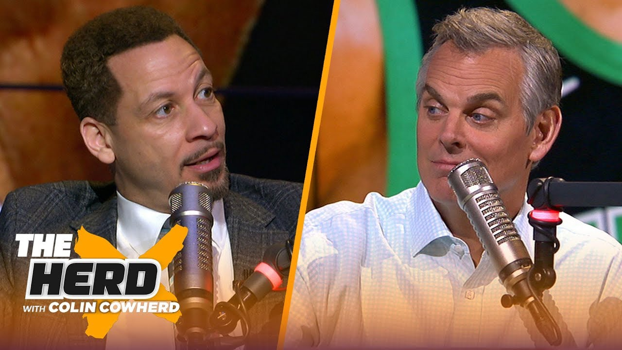 Rockets shouldn't blame officiating for their Game 1 loss to Warriors – Broussard | NBA | THE HERD