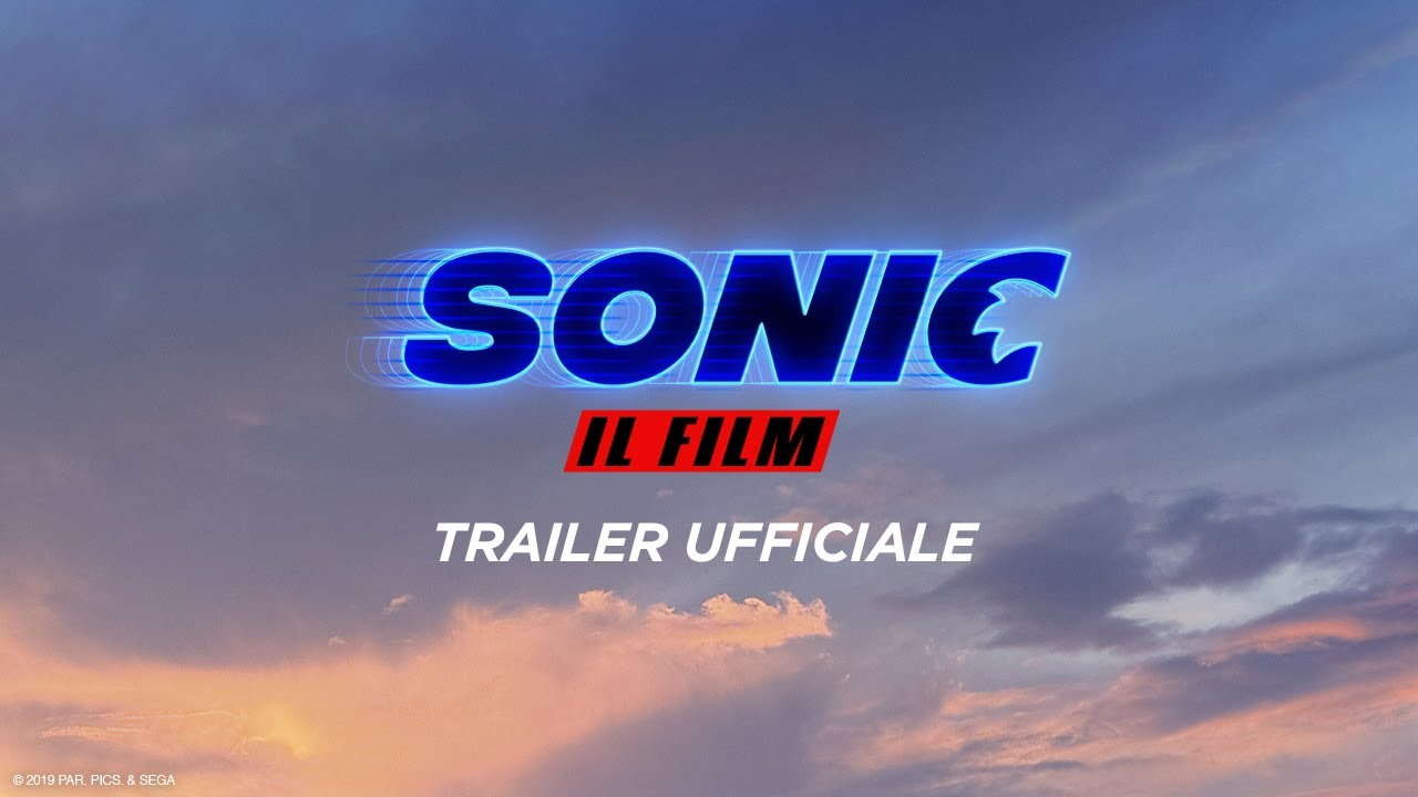 Sonic – Il Film | Trailer Ufficiale | Paramount Pictures 2019