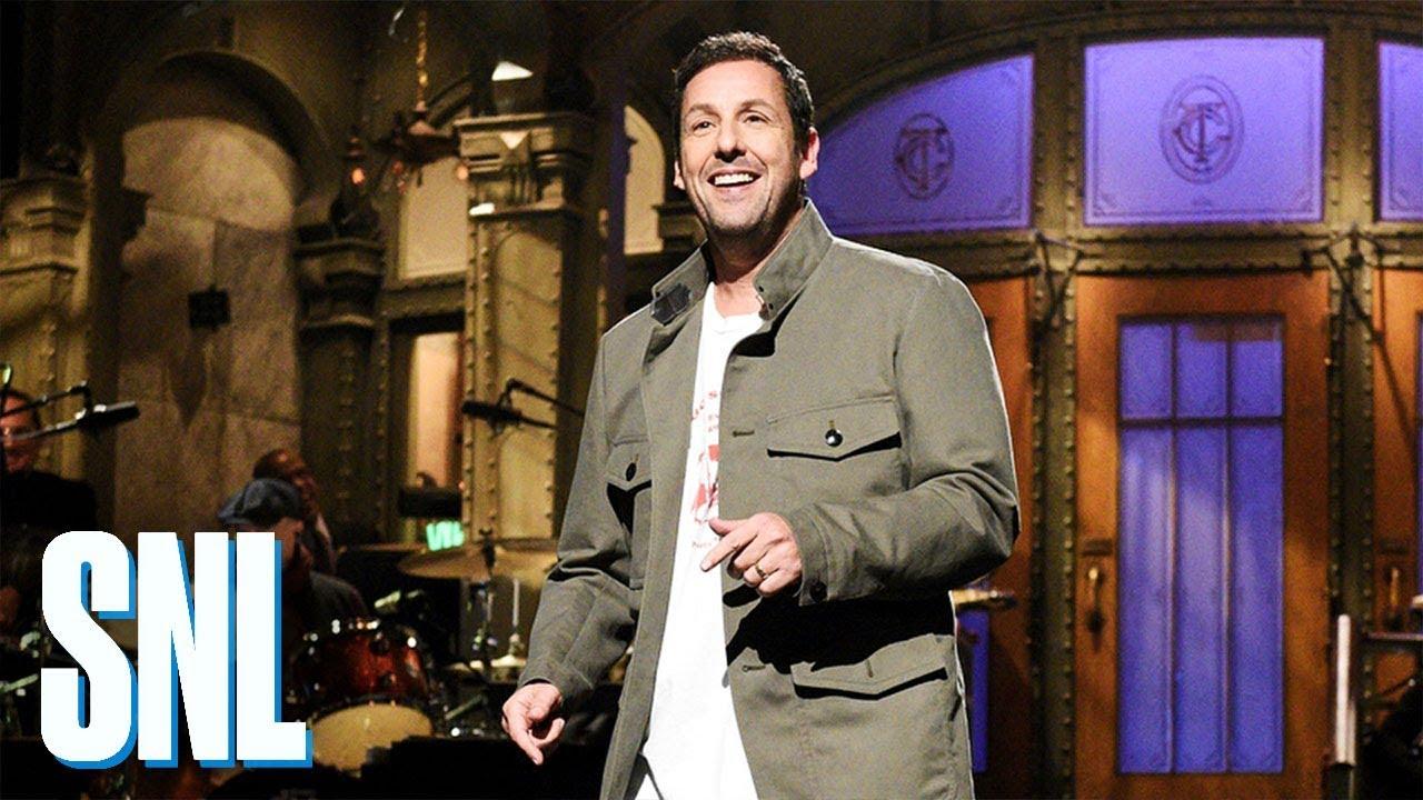 """Adam Sandler's """"I Was Fired"""" Monologue – SNL"""