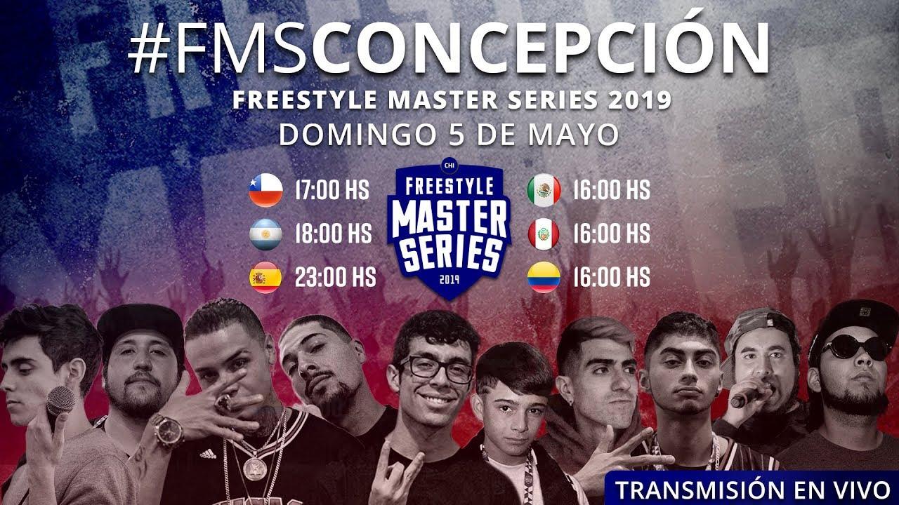 FMS CHILE – Jornada 2 #FMSConcepción Temporada 2019 Oficial