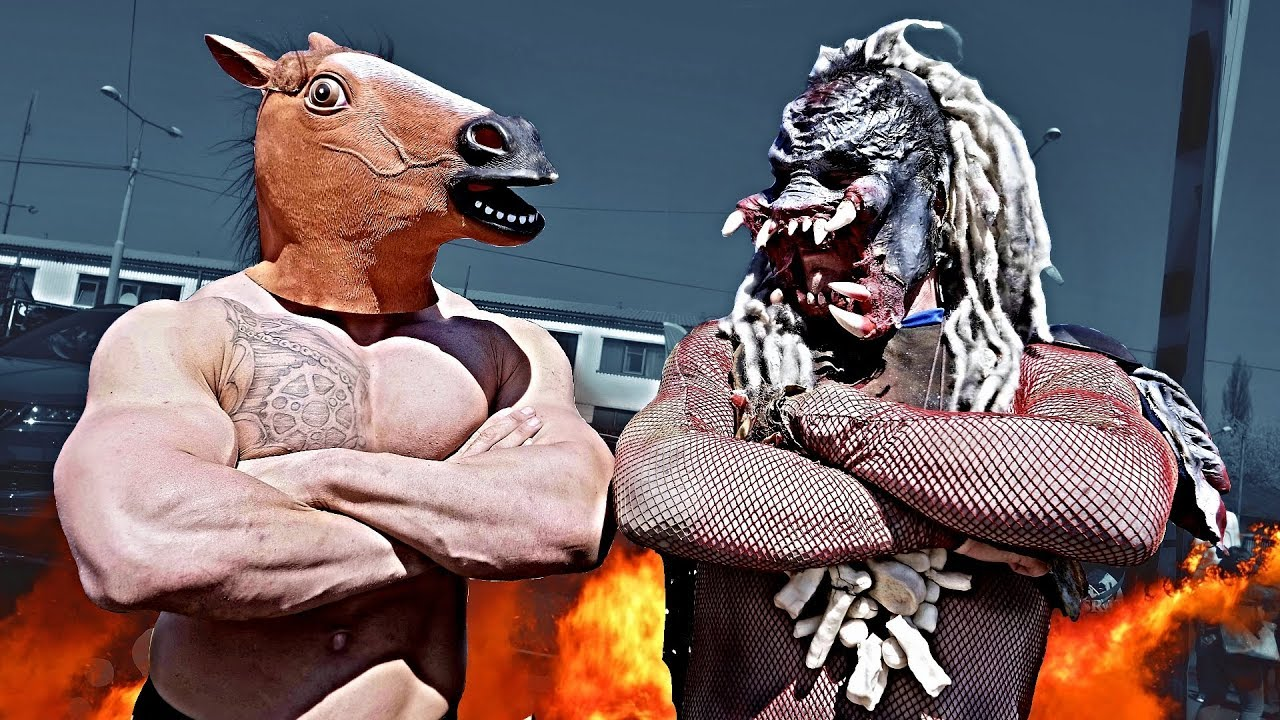 Anabolic Horse VS Predator