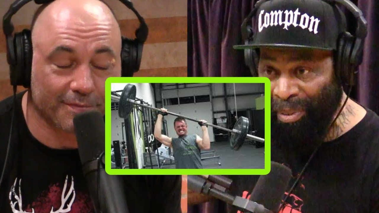 CrossFit: Is It Bad for You?   Joe Rogan and CT Fletcher