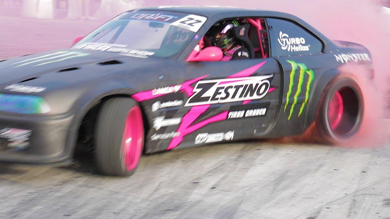Drift 800 ροζ αλόγων