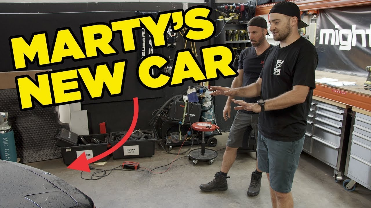 $10,000 Rear Engine Challenge (Marty's NEW CAR)